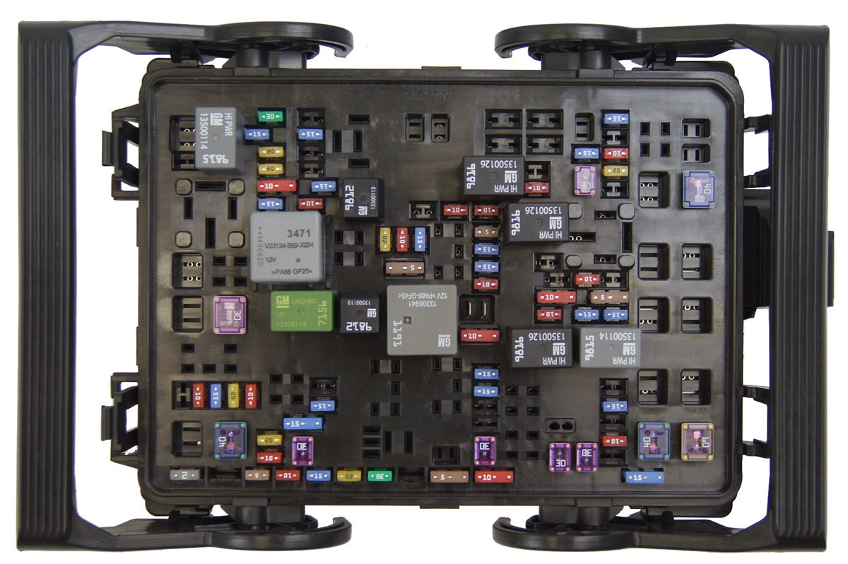 2014. 2014 · 2015 gmc sierra fuse box location