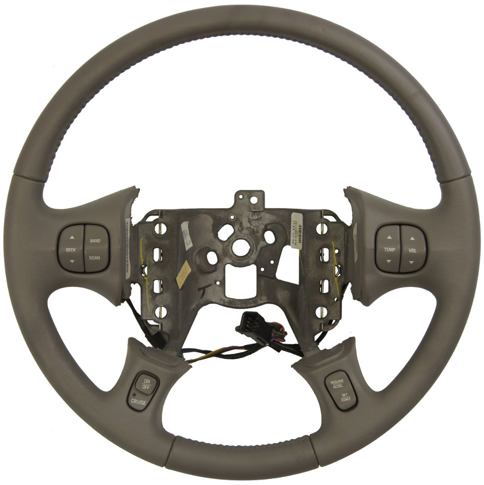 Park Buick Wheel Insert Avenue