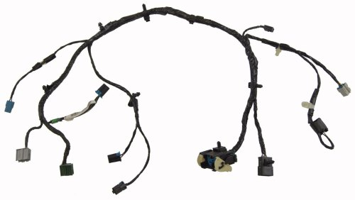 small resolution of 2008 2009 hummer h2 floor console wiring harness new oem 25828438