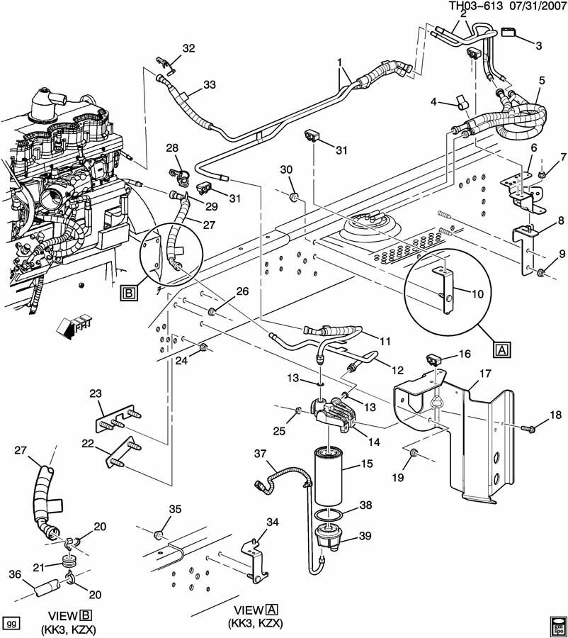 1999 Kodiak C6500 Wiring Diagram FULL HD Version Wiring