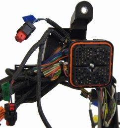 caterpillar engine wire harness new oem 307 3846  [ 1167 x 960 Pixel ]