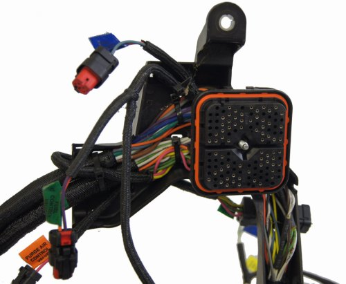 small resolution of  caterpillar engine wire harness new oem 307 3846