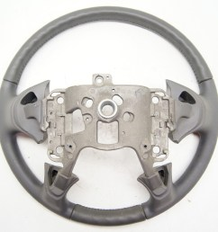 buick lesabre le sabre 2000 2005 steering wheel dark grey leather [ 1208 x 800 Pixel ]