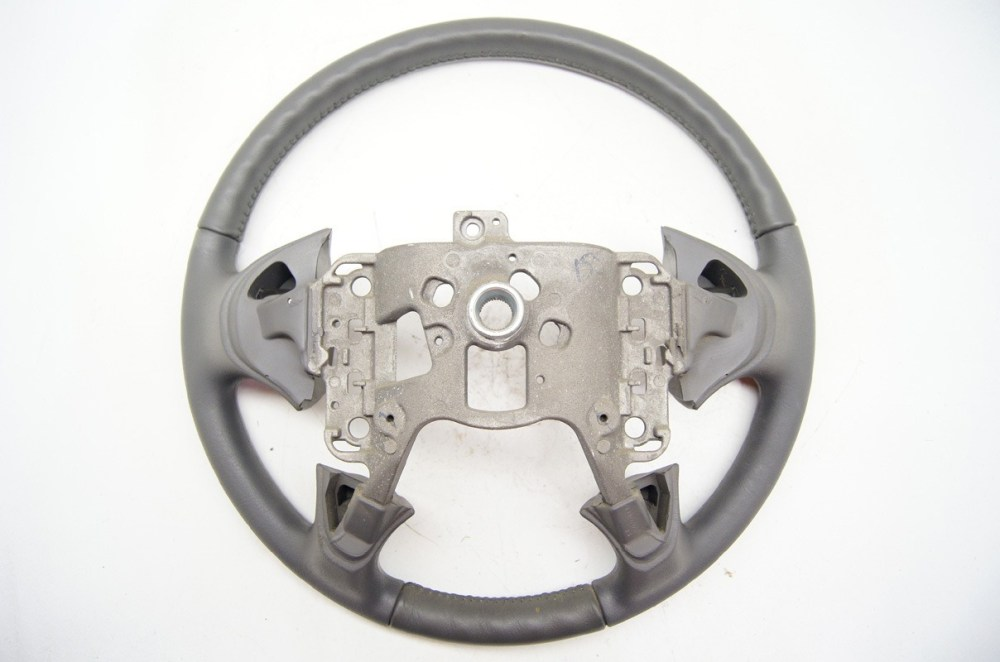 medium resolution of  buick lesabre le sabre 2000 2005 steering wheel dark grey leather