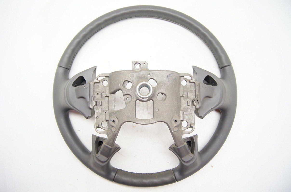 hight resolution of  buick lesabre le sabre 2000 2005 steering wheel dark grey leather