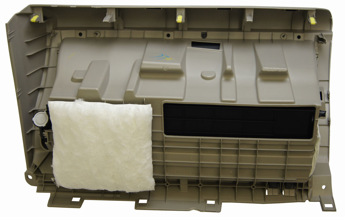 hight resolution of 2007 2011 toyota camry hybrid glove box assembly new oem 2000 camry le fuse box 2007