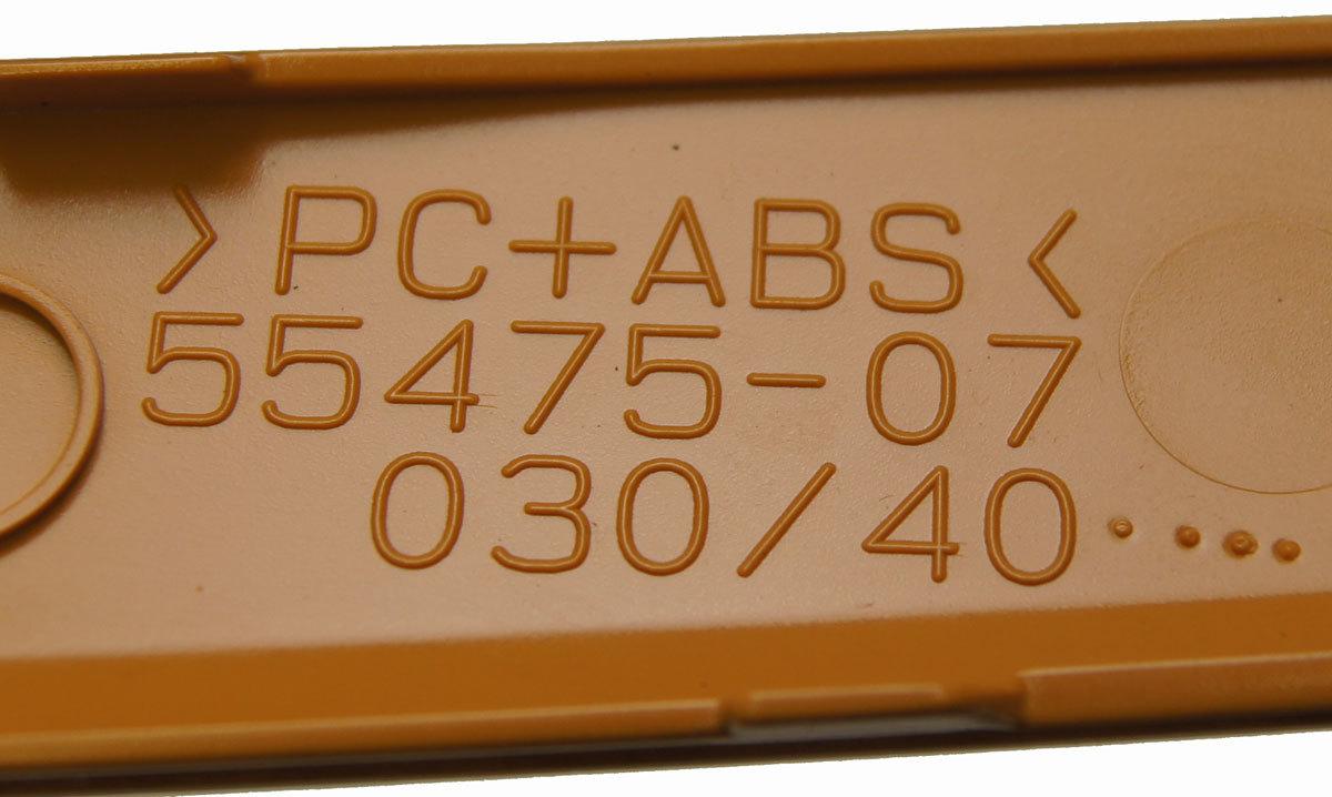 hight resolution of  2006 10 toyota avalon xls limited rh dash trim panel wood grain new 5547507040e1