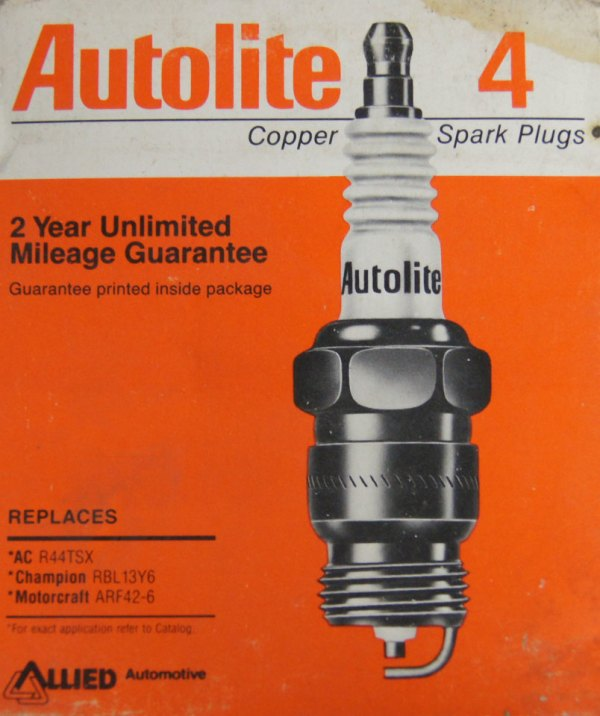 Autolite ag5 cross reference