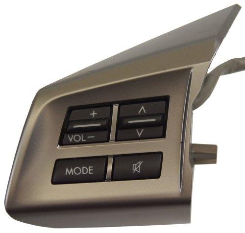 small resolution of  2012 2015 subaru steering wheel audio switches cruise control 83154aj430