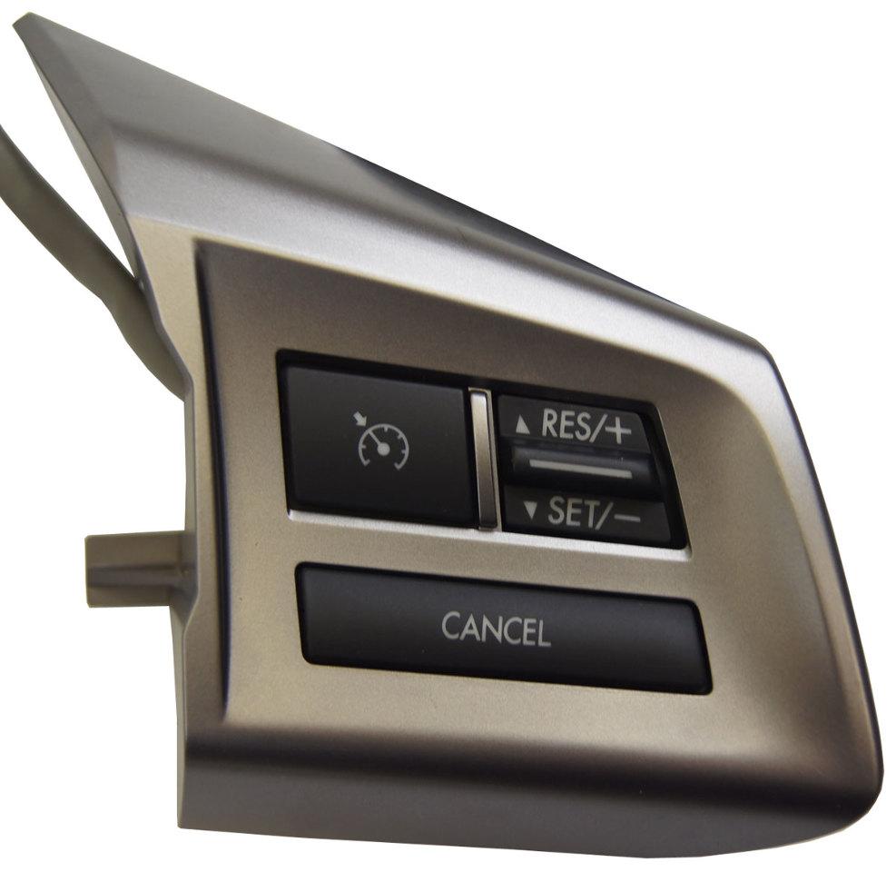 medium resolution of  2012 2015 subaru steering wheel audio switches cruise control 83154aj430