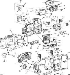 2003 2009 gmc topkick chevy kodiak differential lock switch pto 2135 cub cadet wiring diagram [ 855 x 960 Pixel ]