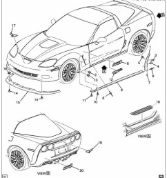corvette c6 carbon fiber edition z06 zr1 grand sport rockers skirt pair kit  [ 843 x 947 Pixel ]