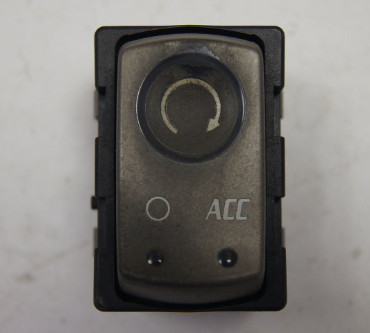 1980 1986 Ford Bronco And F Series Truck Wiper Switch Knob Chrome