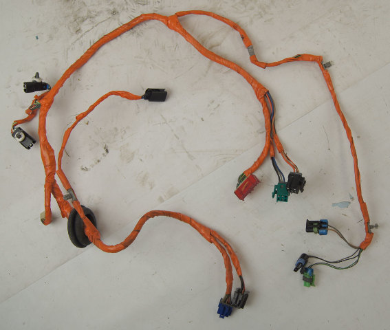 1986 1987 1988 Toyota Pickup Rear Bed Tail Lights Gas Tank Wiring