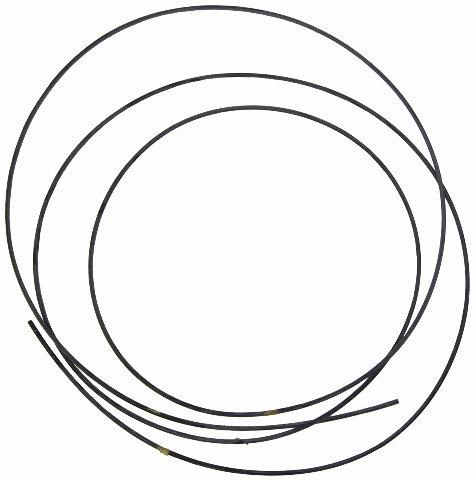 Eaton Synflex Vacuum Hose 1/4