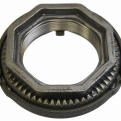 1997 Isuzu Npr Fuel Pump Wiring Diagram 04 Nissan Frontier Radio 2003-09 Topkick/kodiak Rear Axle Spindle Nut 2.5