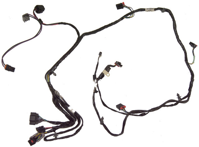 2007-2014 GM A/C Electrical Wiring Harness New OEM