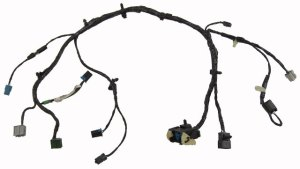 20082009 Hummer H2 Floor Console Wiring Harness New OEM 25828438