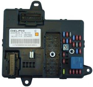 20082013 Corvette XLR Delphi Electronic Body Control Module Computer 25879086