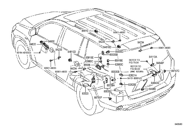 2014 Toyota Highlander Parts Diagram Html
