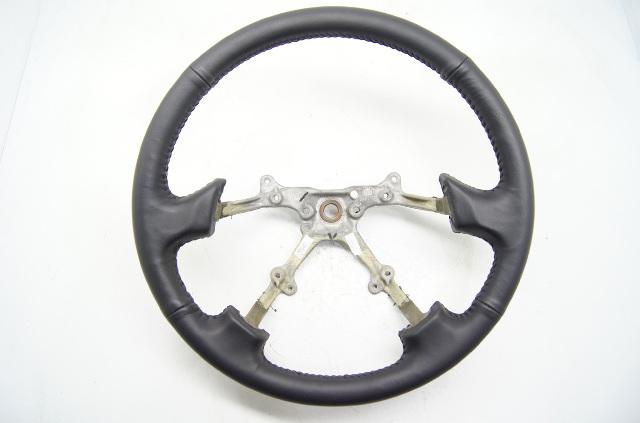 Ac Home Wiring Antenna Digital 00 04 Subaru Legacy Steering Wheel Ebony Complete T01162