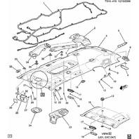 Buick Rainier Interior Parts Diagram. Buick. Auto Wiring