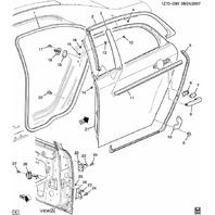Chevrolet Malibu Equinox GMC Terrain Paint To Match Door
