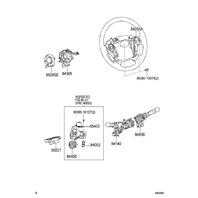 2007-2013 Toyota Sequoia Tundra Steering Wheel Switches