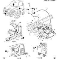 Engine Jake Exhaust Control Brake Switch Topkick Kodiak