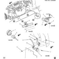 Engine Block Heater Harness (L18/8.1E); C6500,7500,8500