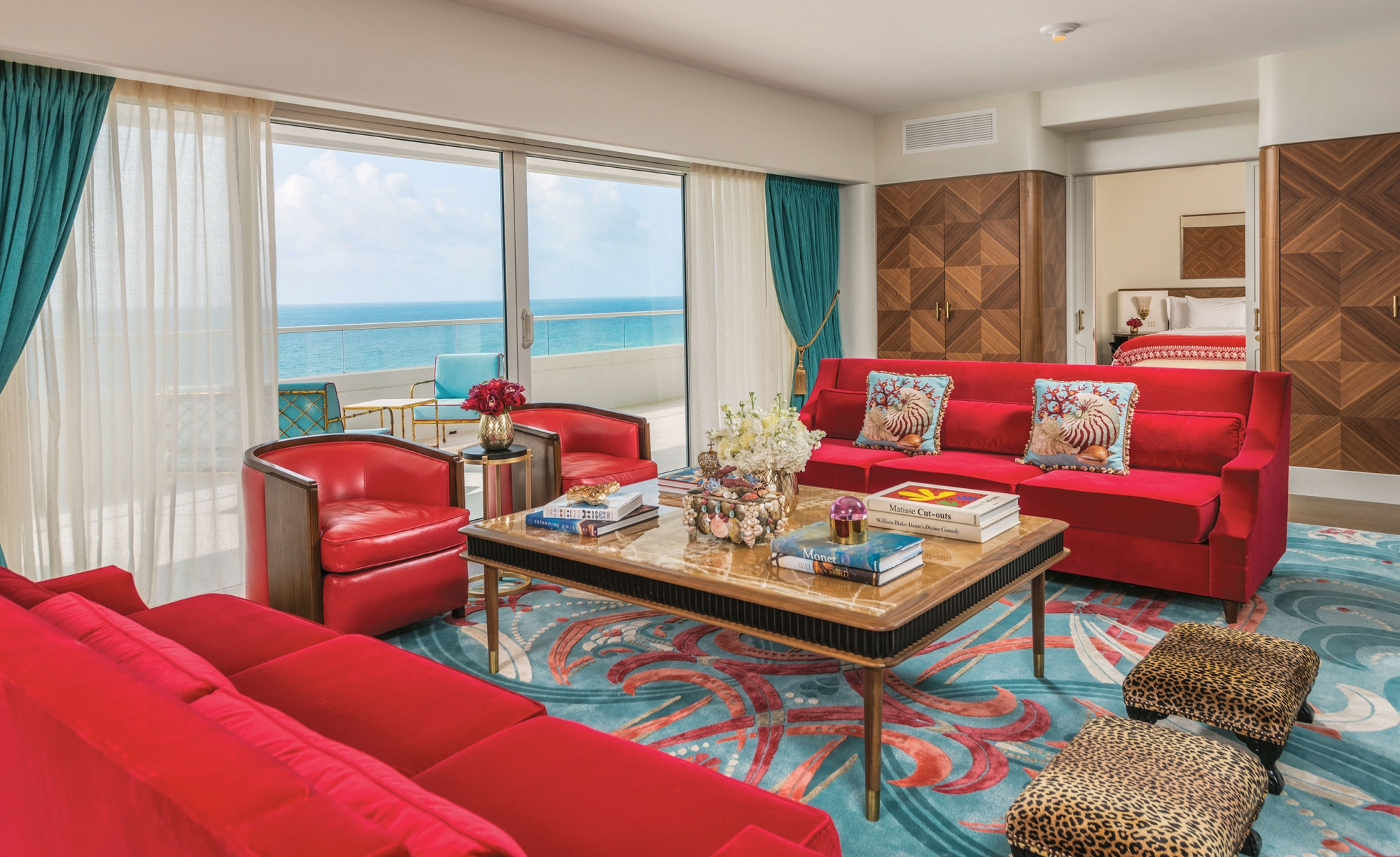 The Penthouse Residences at Faena Hotel Miami Beach  Faena Miami Beach