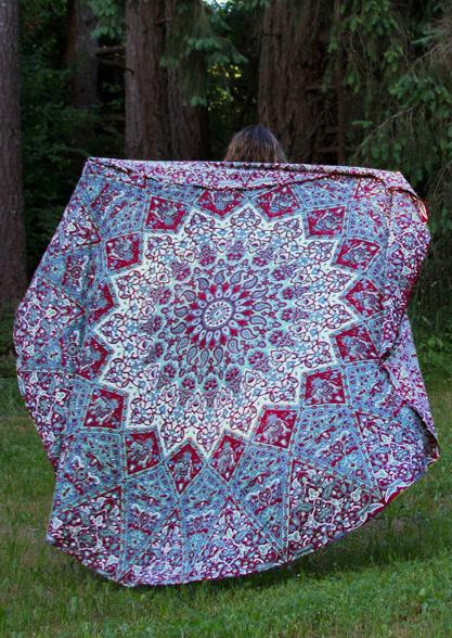 T Shirt Blanket Pattern