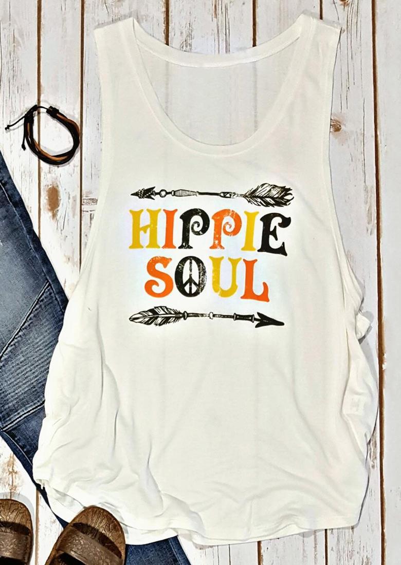 Hippie Soul Tank  Fairyseason