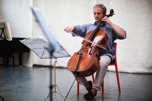 Mario Brunello (foto A. Bevilacqua)