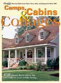 Book of cabin style house plans