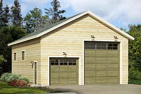 Garage Plan 41274