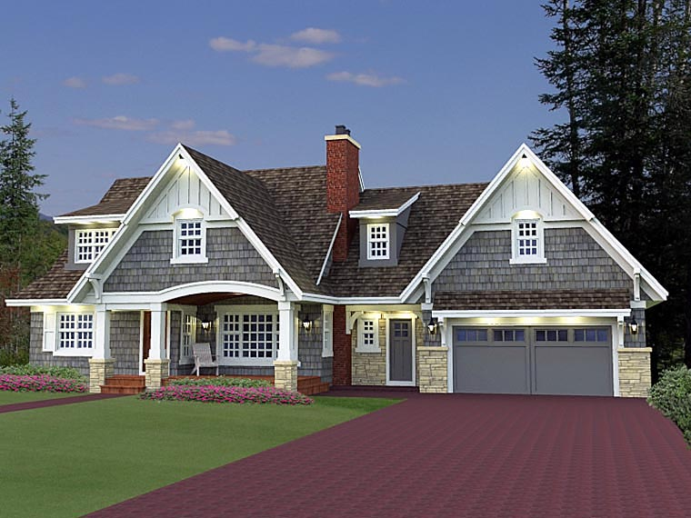 House Plan 42646 At