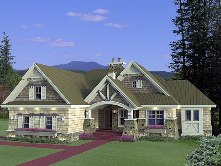 House Plan 42652 At FamilyHomePlans.com