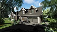 Bungalow Cottage Craftsman French Country Tudor House Plan ...