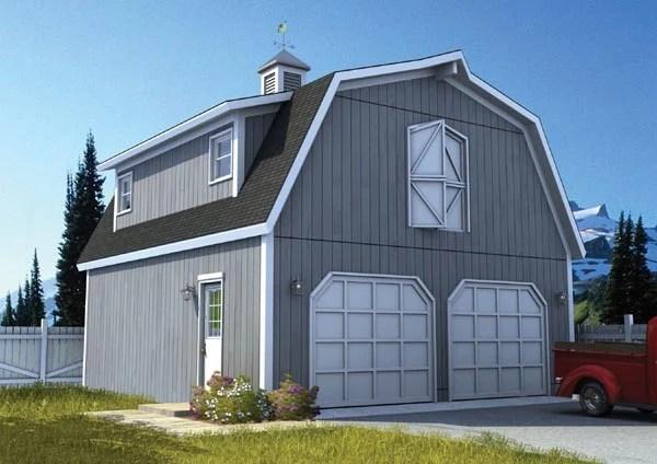 Garage Plan 6007 At