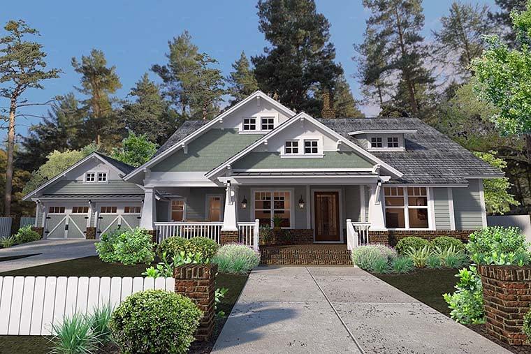 House Plan 75137 At