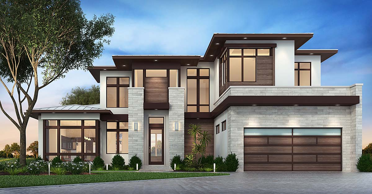 House Plan 75977 At Familyhomeplans Com