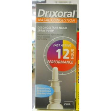 Drixoral Nasal Spray reviews in Remedies - FamilyRated