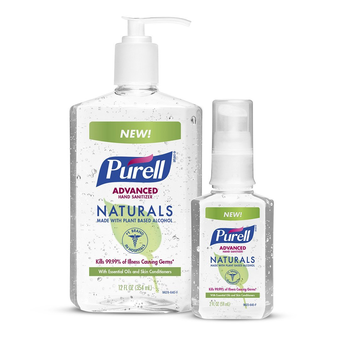 PURELL Advanced Hand Sanitizer NATURALS reviews in Hand ...