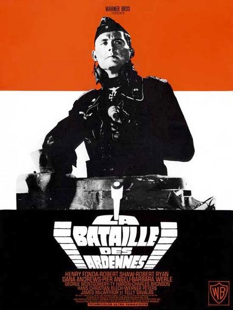 La Bataille Des Ardennes Film : bataille, ardennes, Bataille, Ardennes, [film, 1965]
