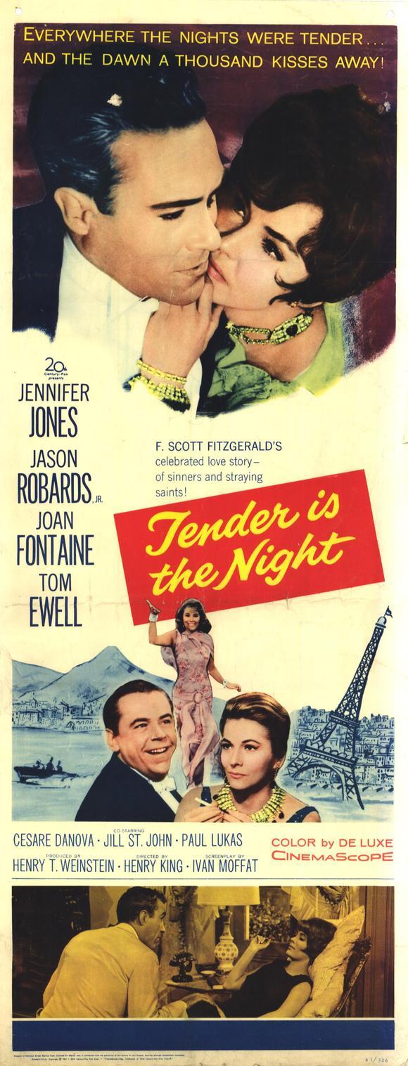 Tendre Est La Nuit Film : tendre, Tendre, [film, 1962]