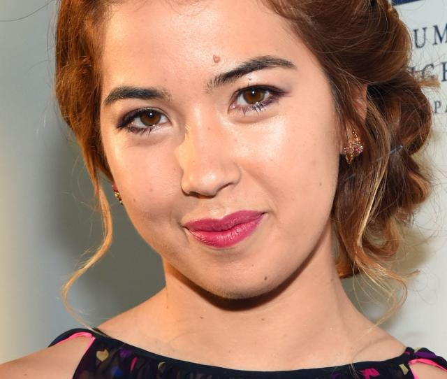 Nichole Bloom At The Human Rights Campaign  Los Angeles Gala Dinner
