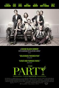 The Party (2018) poster
