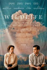 Wildlife (2018) poster