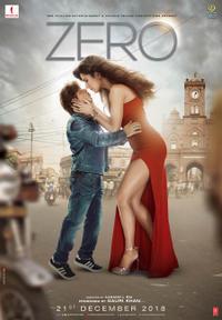 Zero (2018) poster